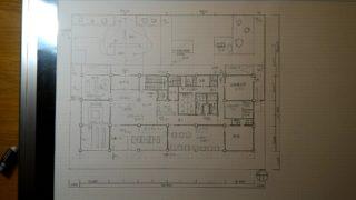 一級建築士製図外構完成