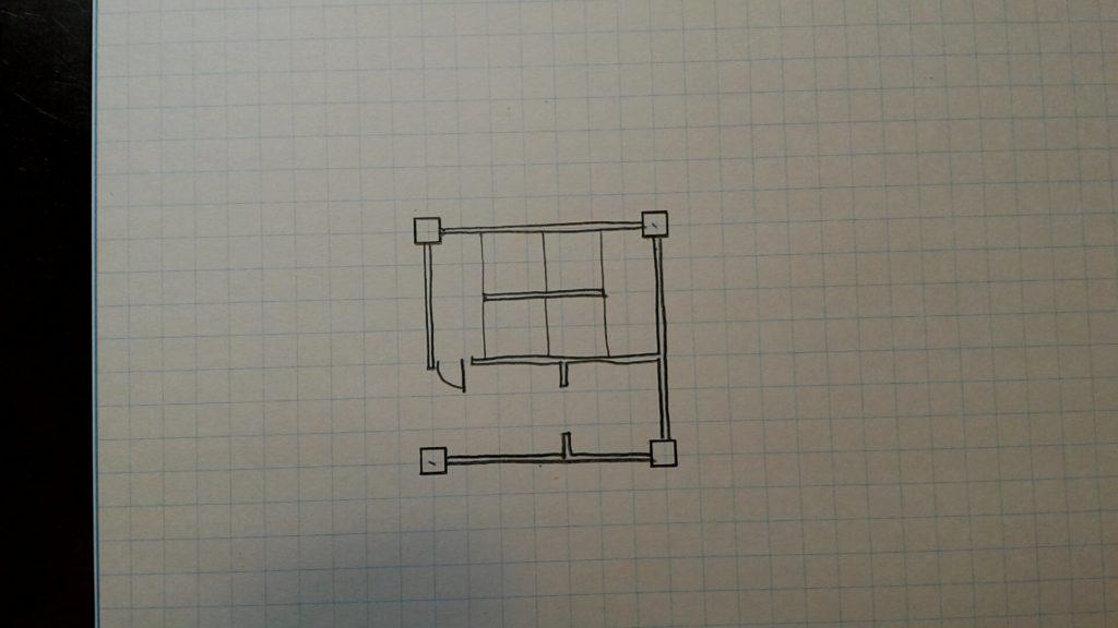 施設利用者用階段4