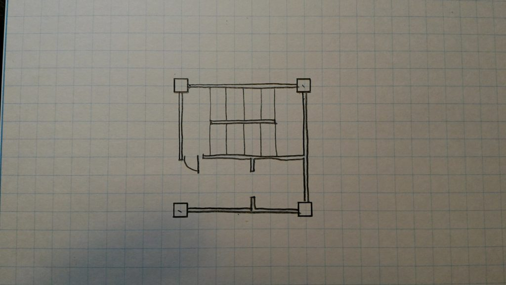 施設利用者用階段5
