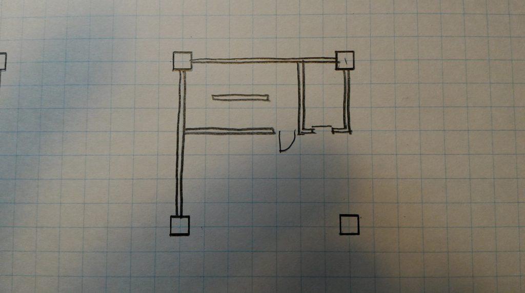 サービス用階段1