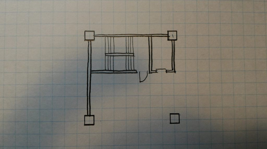 サービス用階段2