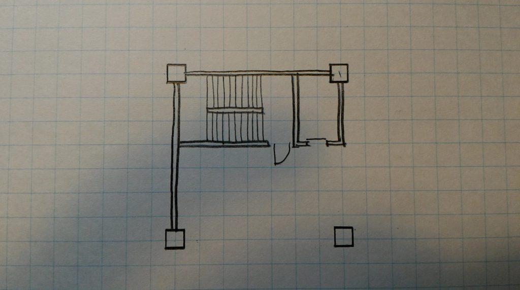 サービス用階段3