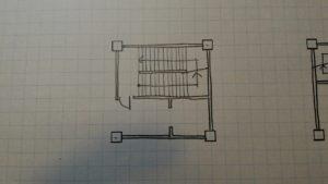 施設利用者用階段7