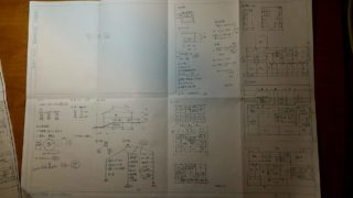 一級建築士製図エスキス事例