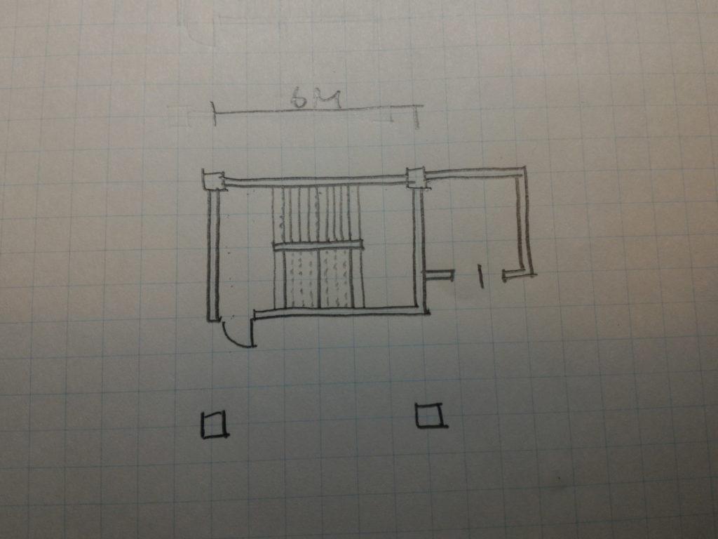 6Mスパン1.5回転利用者階段作図3