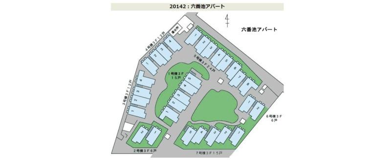 茨城県営6番池アパート