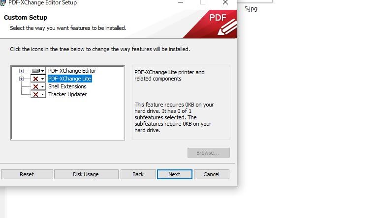 PDF編集ソフトPDF-Xchange-editorインストール6