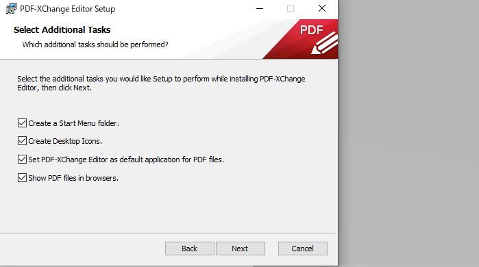 PDF編集ソフトPDF-Xchange-editorインストール7