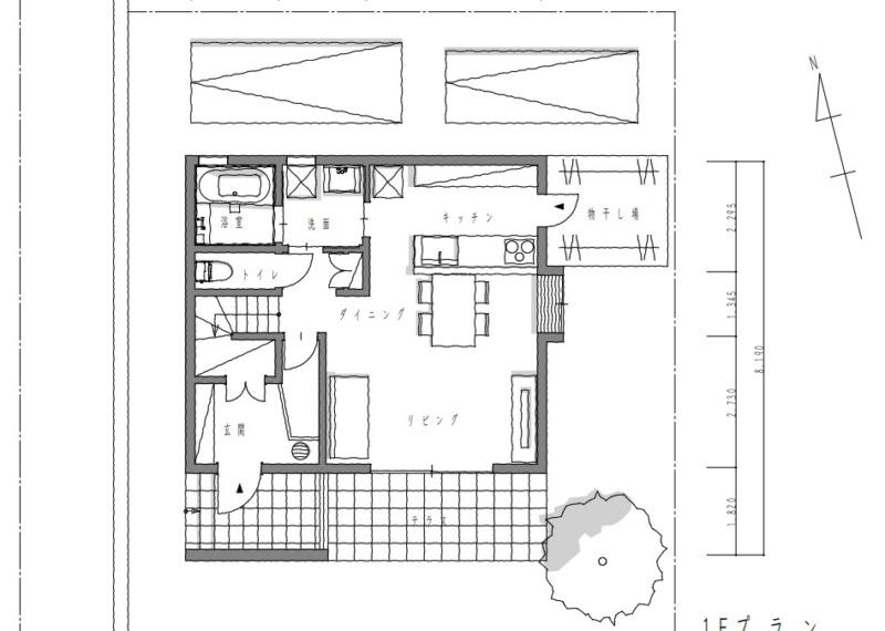 CADで手描きスケッチ作図11
